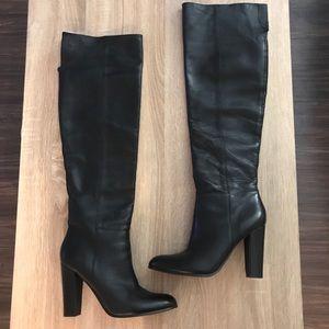 Black Steve Madden Boots